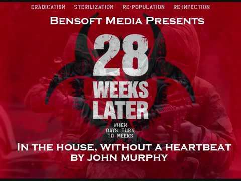 28 дней спустя саундтрек из фильма