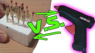 как сделать ПОРТАТИВНЫЙ ГОРЯЧИЙ КЛЕЙ(В этом видео я покажу как сделать портативный точечный горячий клей без использования клеевого пистолета..., 2015-12-09T01:24:11.000Z)
