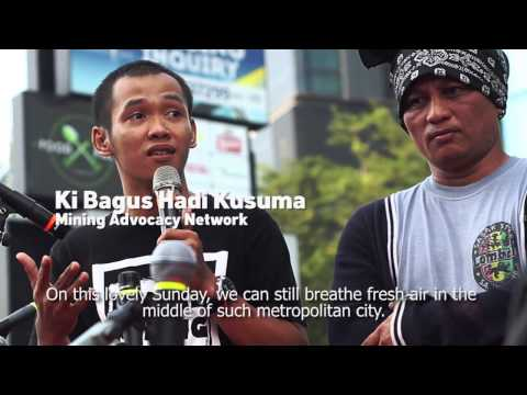 Peoples Climate March Jakarta