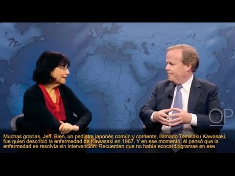 """Developments in Diagnosis and Treatment of Kawasaki Disease"" by Jane Newburger for OPENPediatrics"