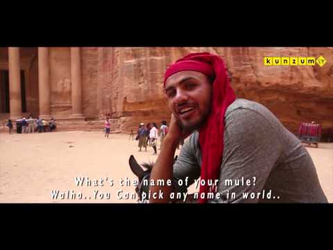 Lost in Petra - Fun With a Bedouin in Jordan | Tribes