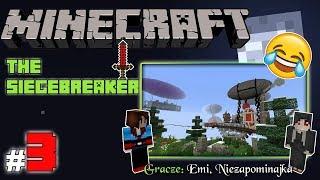 """MINECRAFT Escape: The SIEGEBREAKER z Emi! [3/x] - """"Wyspy i kopalnia"""""""