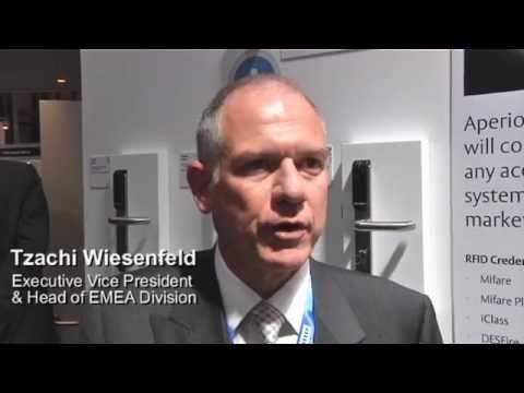 IFSEC UK 2011- interview Tzachi-Wiesenfeld Head of ASSA ABLOY division EMEA