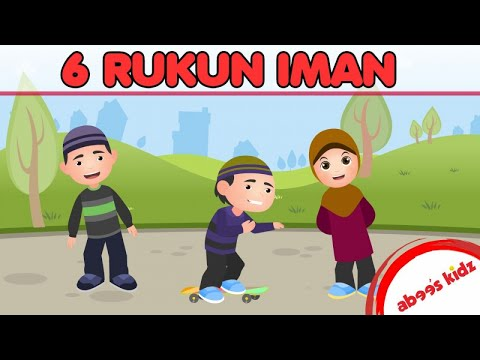 Abee's Kidz - 6 Rukun Iman | Kids Song | Kids Videos | Kids Channel