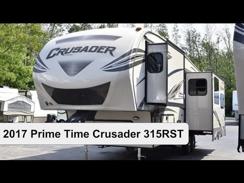 2017 Prime Time Crusader 315RST | Fifth Wheel