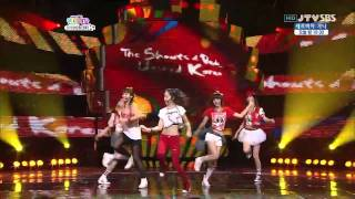 Hd  After School & F X  - Girlfriend  Special Stage  June 13, 2010