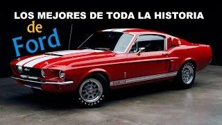 LOS 7 MEJORES AUTOS DE FORD
