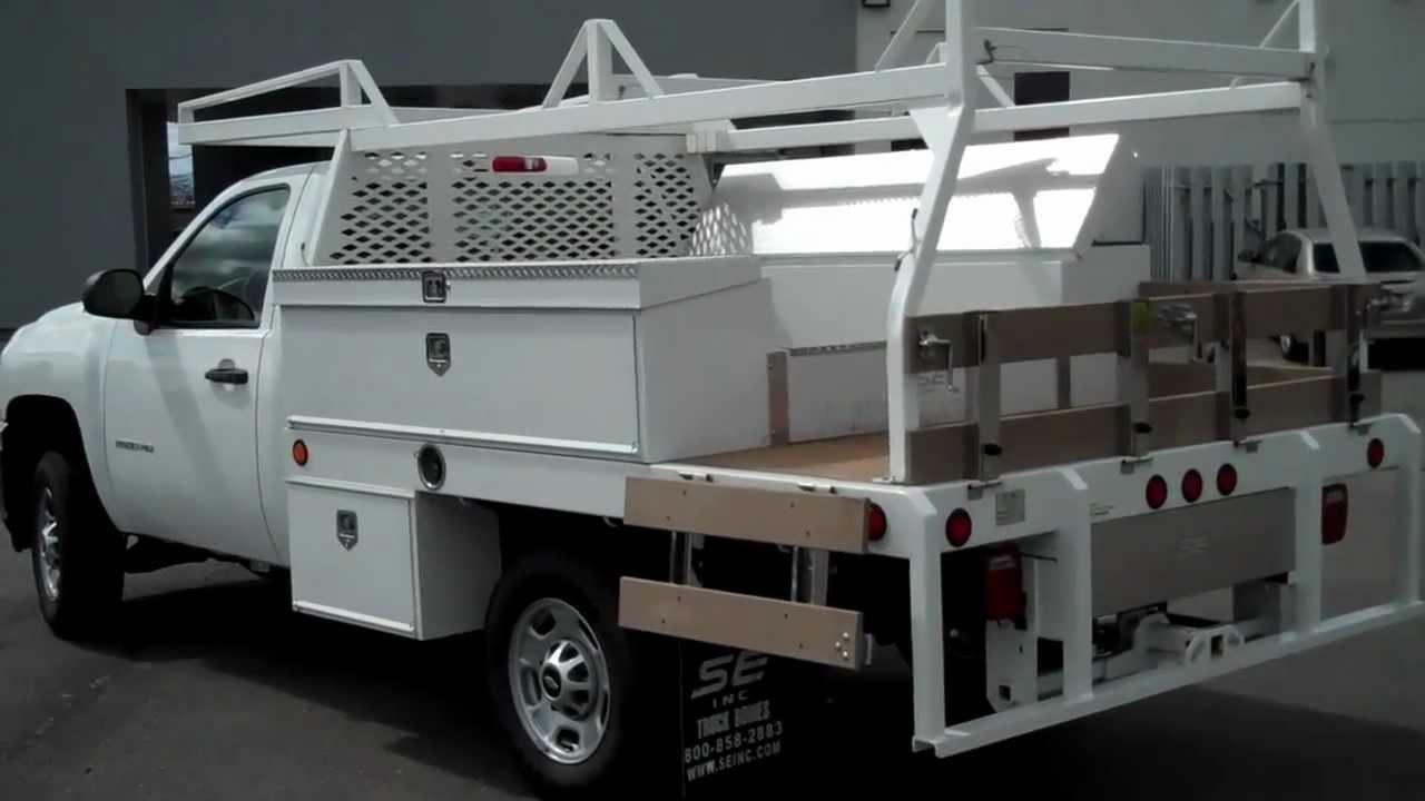 Light Truck Utility Beds