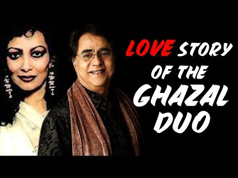 Love Story Of The Ghazal Duo - Jagjit Singh & Chitra Singh