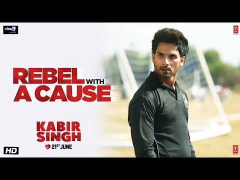 Kabir Singh: I'm not a Rebel Without A Cause (Dialogue Promo)  Shahid Kapoor, Kiara Advani 