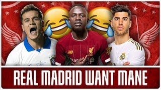 ASENSIO AND COUTINHO LINKED TO REDS! | LFC Transfer News & Chat