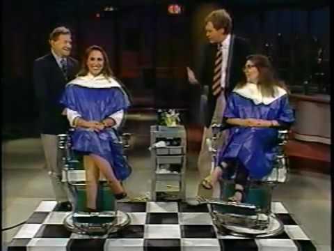 08 04 1989 Letterman Fred Savage