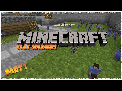 Clay Soldiers Mod // - Mods for Minecraft