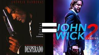 24 Reasons Desperado & John Wick 2 Are The Same Movie