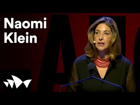 Naomi Klein: Capitalism and the Climate, Festival of Dangerous Ideas 2015
