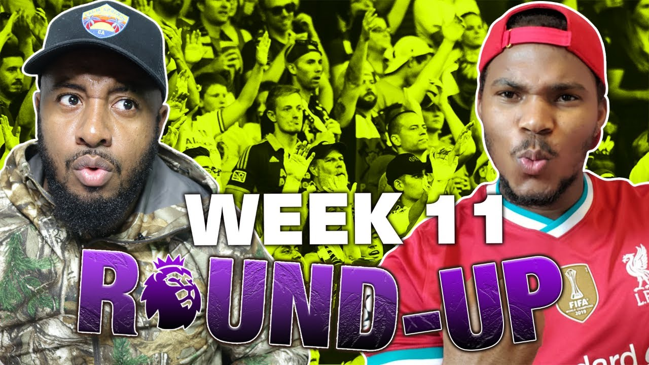 Download Liverpool 4-0 Wolves | Man City 2-0 Fulham | Tottenham 2-0 Arsenal & More In Week 11 Round Up
