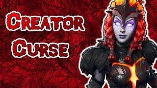 Fortnite Scary Story: Creator Curse