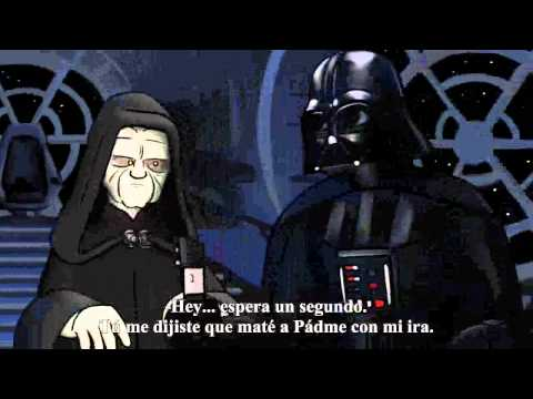 How Return Of The Jedi Should Have Ended subtitulado.avi