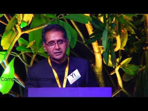 Dr Jairam Varadaraj, Managing Director, ELGI Equipments Ltd Talks On 'Scaling Up'
