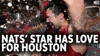 Nats' star Anthony Rendon calls winning World Series in hometown 'the best'
