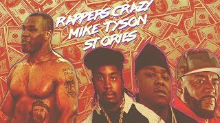 Download Rappers Crazy Mike Tyson Stories Mp3 and Videos