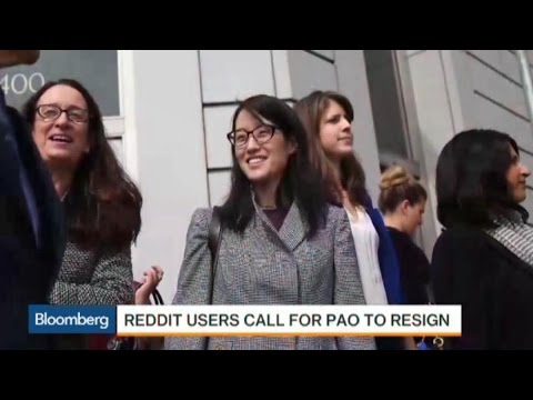 Reddit Users Call for CEO Ellen Pao to Resign