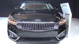 2018 KIA Cadenza Premium - Exterior And interior Walkaround - 2018 Montreal Auto Show