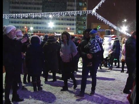 Daugavpilī ienāk zvaigžņotie Ziemassvētki