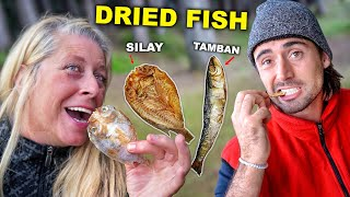 Cooking Filipino Dried Fish For My Canadian Mom (Bulad From Mindanao)