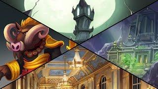 Wizard101: New World Hints - Darkmoor??