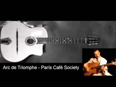 Arc de Triomphe - París Café Society