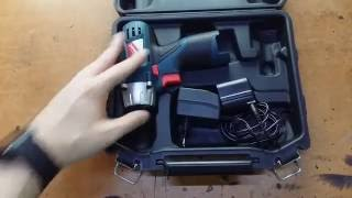 Unboxing Silverstorm 263302 10.8V Impact Driver by Silverline