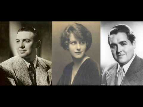 Donald Dickson, Grace Moore, and Jussi Björling live in 1937 - Final