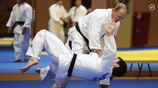 «Есть такое слово – спорт, не путать со спиртом!» – Владимир Путин