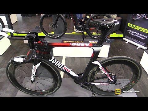 2017 Aero Flyer 8810 Etap Triathlon Bike - Walkaround - 2016 Eurobike