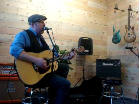 "Tom Graham - Gene Barge ""Me And My Woman"" Cover (Live @ Northeast Music Center 12/15/12)"