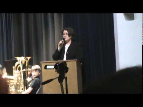 Singing River Academy 6th Grade Band