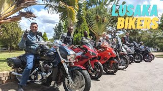 A Day with Lusaka Bikers. Zambian Riders Rock! - EP. 108