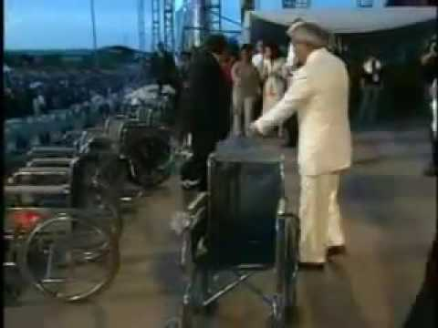 Image result for benny hinn wheelchairs