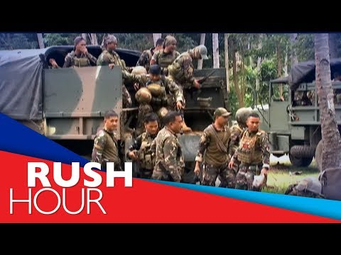 More soldiers stream into Lanao del Norte for BOL plebiscite security