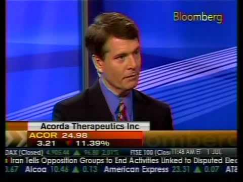 Spotlight - Acorda Therapeutics - Bloomberg