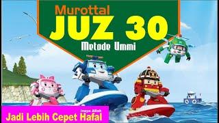 Download Murottal Anak Juz 30 Metode Ummi Juz Amma