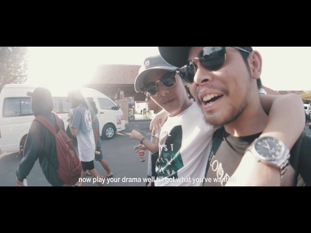 slapitout a friend called snake official lyric video