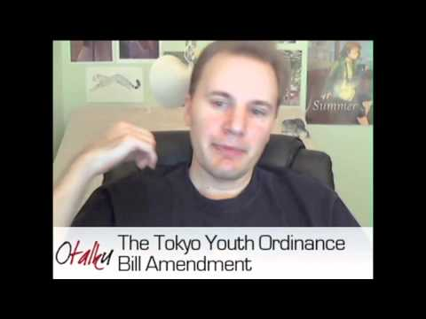 Otalku episode 1: The Tokyo Youth Ordinance Bill Amendment