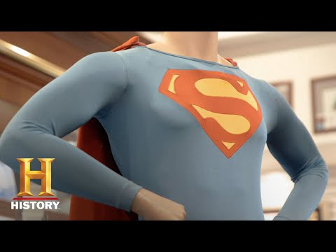 Pawn Stars: An Original 1978 Superman Costume Season 14  History