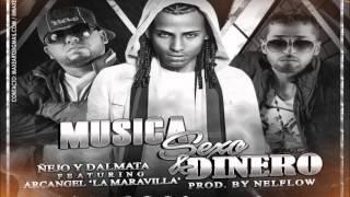 Arcangel Ft Ñejo Y Dalmata - Musica Sexo Y Dinero (((Lo Mas Nuevo Del Reggaeton 2013)))