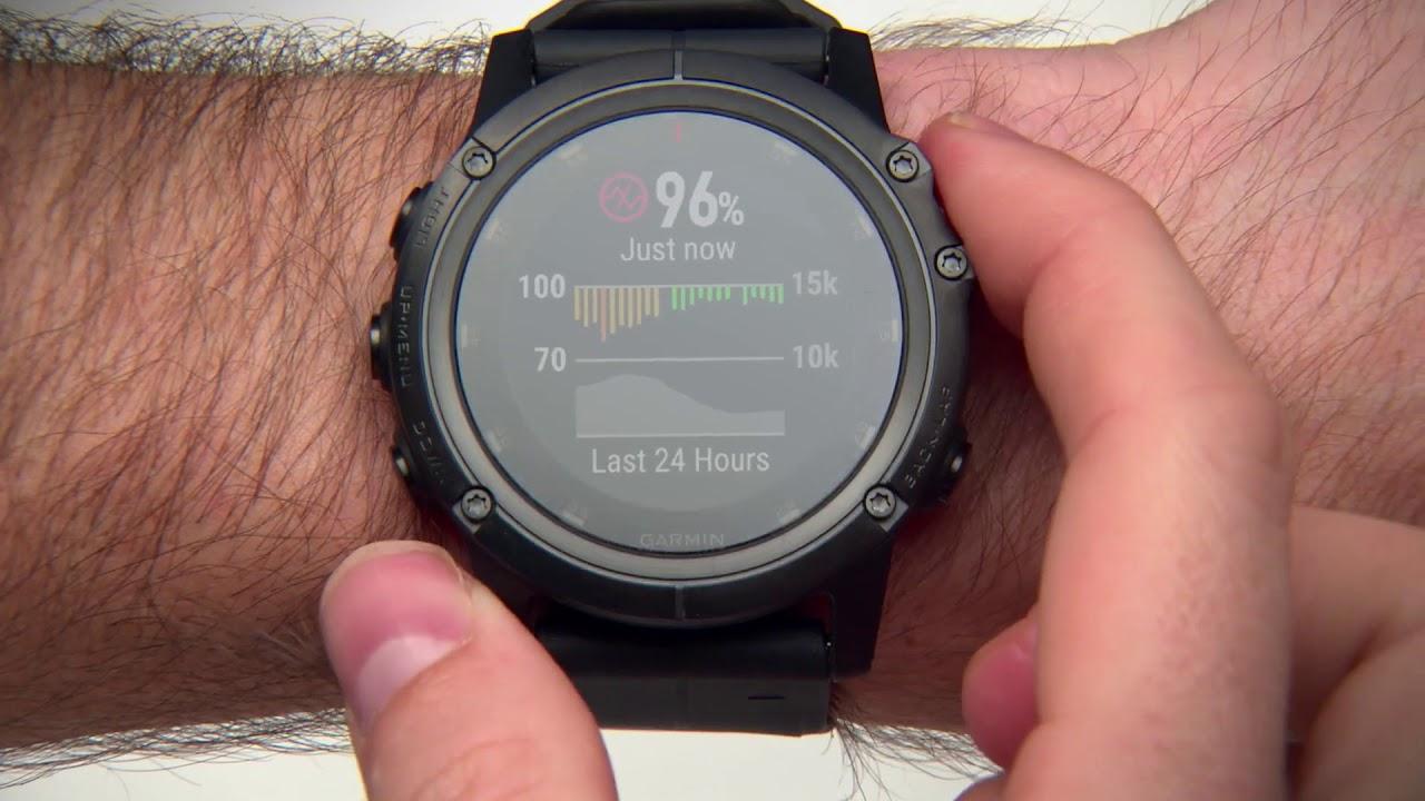 Pulse Ox Acclimation on Your Garmin Watch