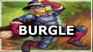 Hearthstone - Best of Burgle