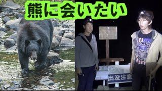 野生の熊に会いに行ってみた thumbnail