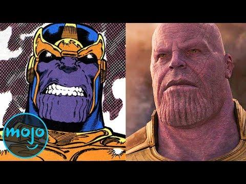 Infinity Gauntlet Story Arc Explained